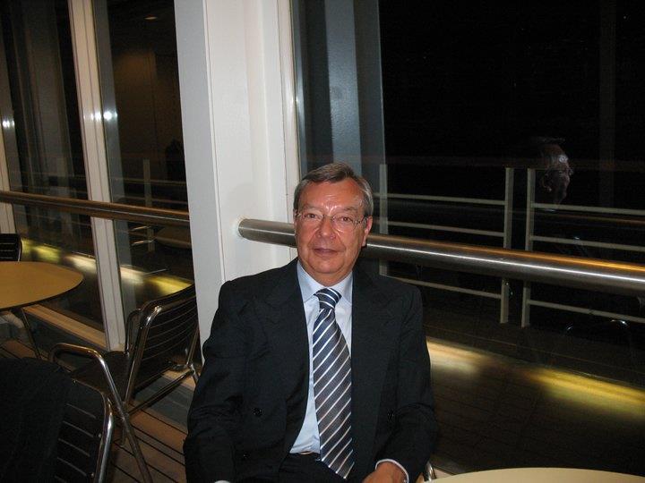 Il Presidente del Consiglio Comunale di Sant'Elpidio a Mare Alberto Valentini