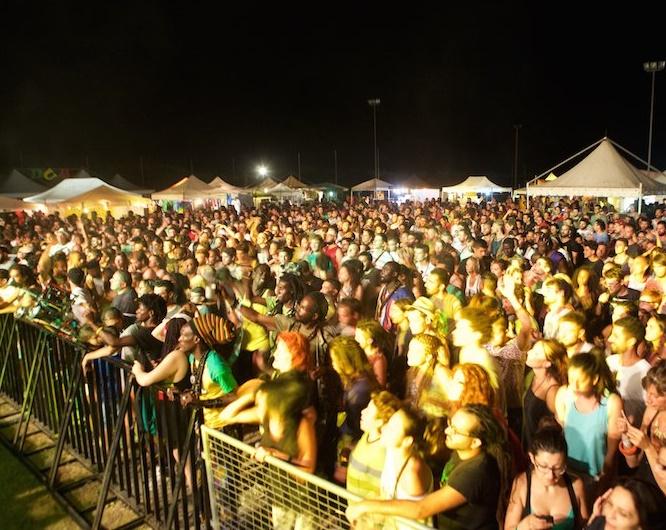 Un momento del Bababoom Festival