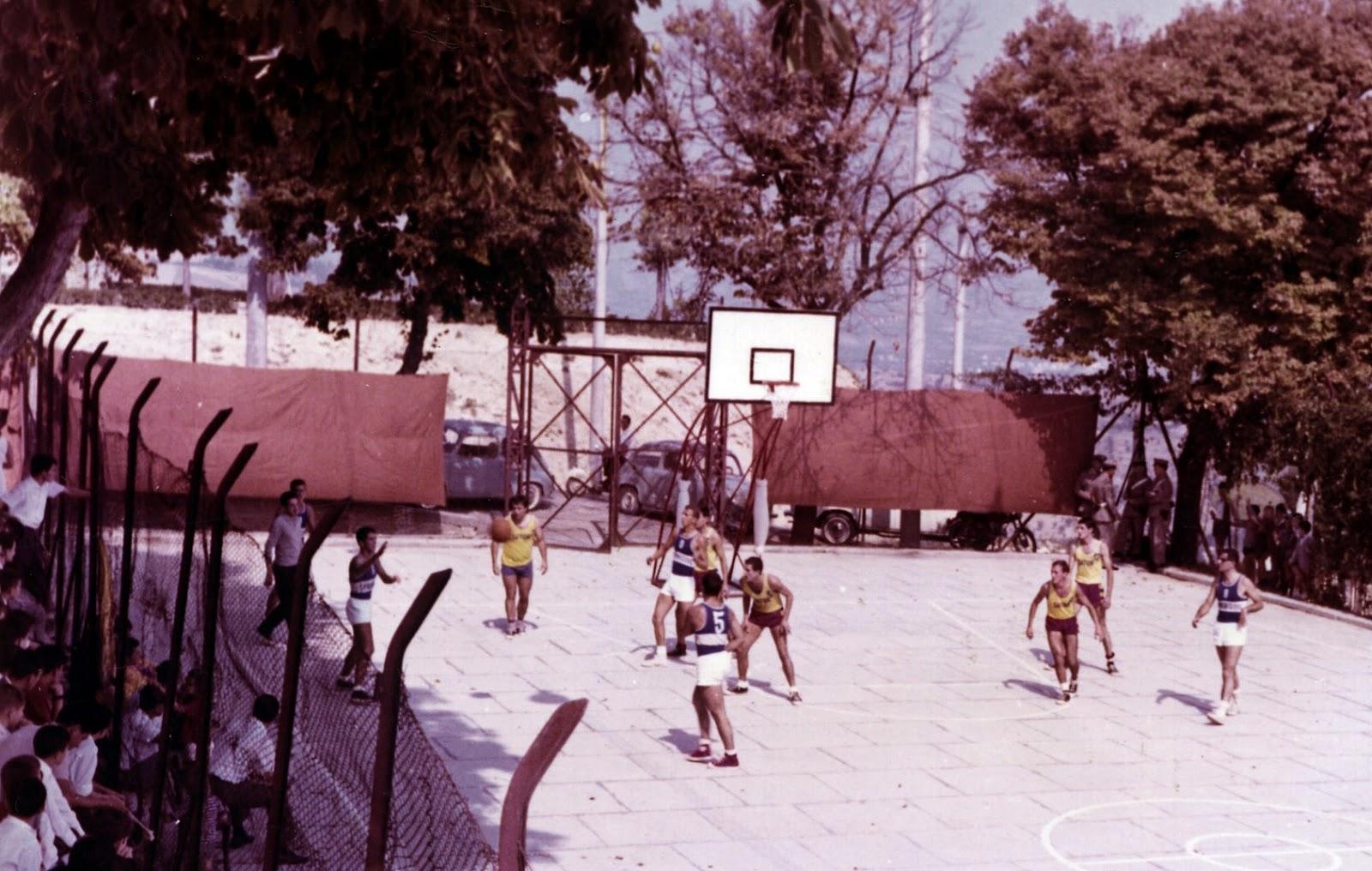 Una foto storia del Campo dei Tigli a Montegranaro