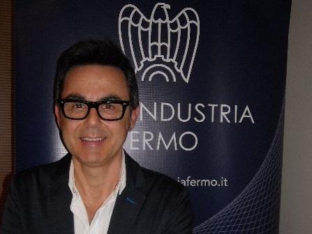 L'imprenditore Giampietro Melchiorri
