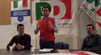Il segretario Paolo Nicolai