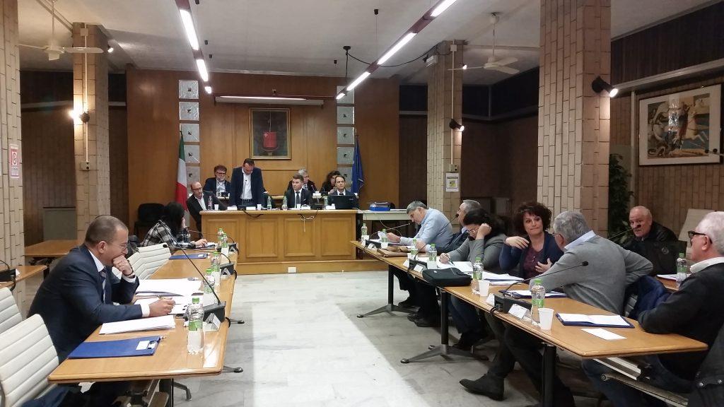 un recente Consiglio a Porto San Giorgio