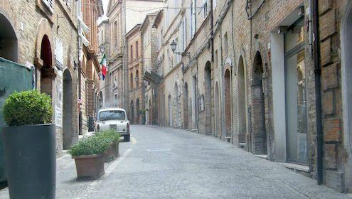 Corso Baccio a Sant'Elpidio a Mare