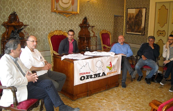 La presentazione dell'edizione 2016 dell'Orma Feast