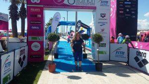 Milena Sebastiani assessore allo Sport e Turismo all'arrivo