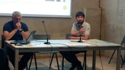 Francesco Lusek coordinatore protezione civile comunale di Fermo