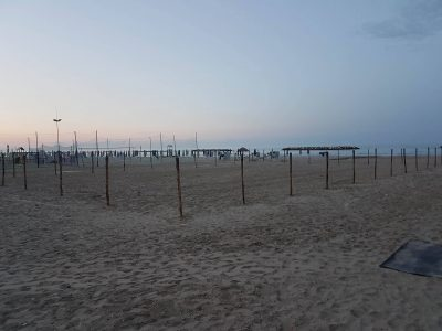 villaggio sport spiaggia lido di fermo