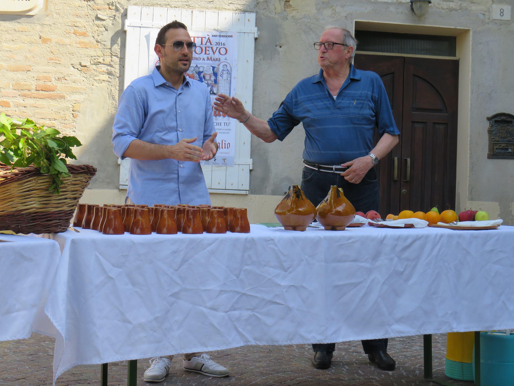 Terrenzi Gramegna città Medioevo Sant'ELpidio a Mare