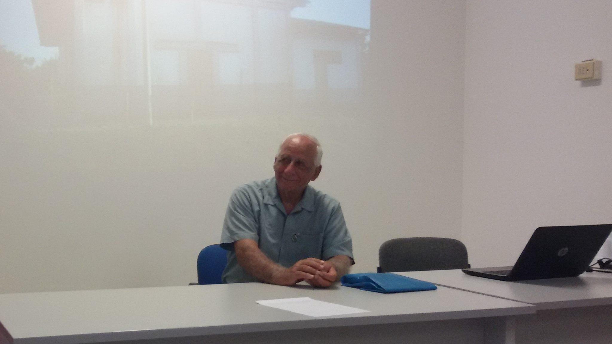Padre Mario Bartolini