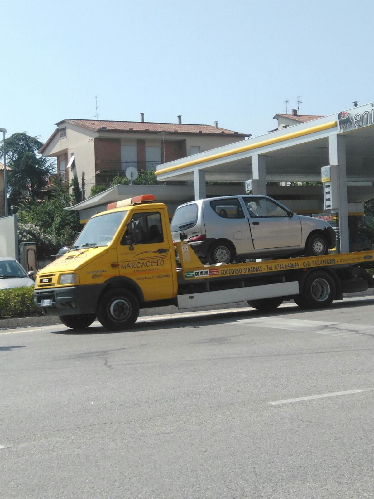 incidente viale trento