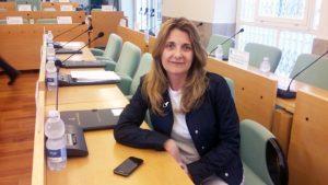 Monica Leoni assessore al Bilancio