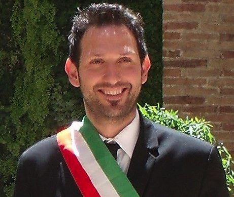 Il sindaco Alessio Terrenzi