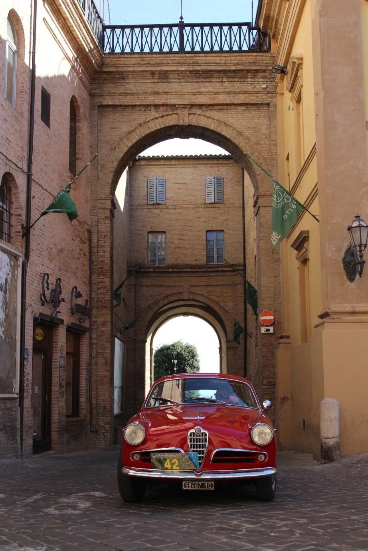 Alfa Romeo - La Giulietta Berlina