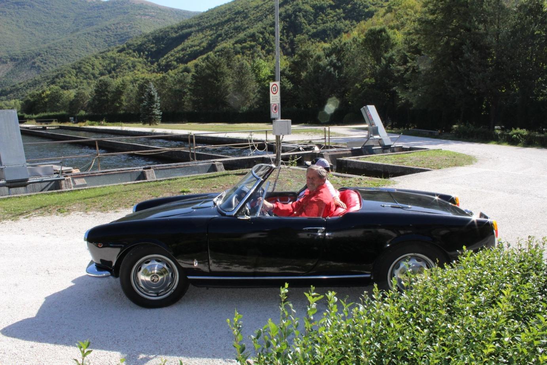 Alfa Romeo - La prestigiosa Giulietta spider