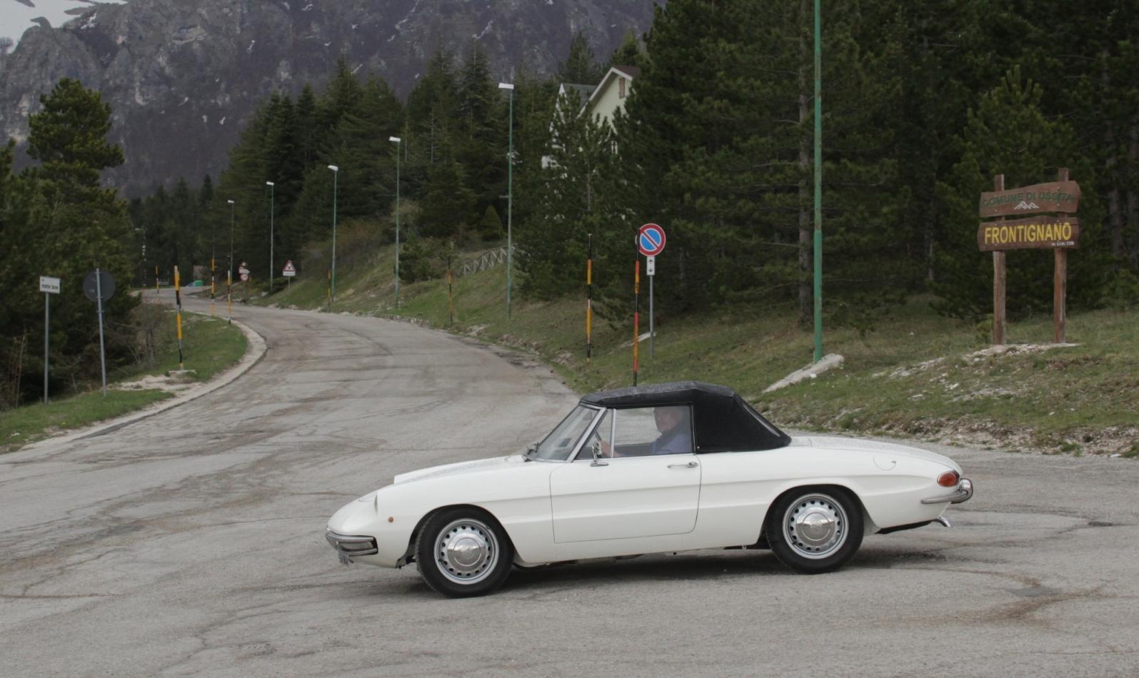 Alfa Romeo - La rara Duetto Osso di Seppia