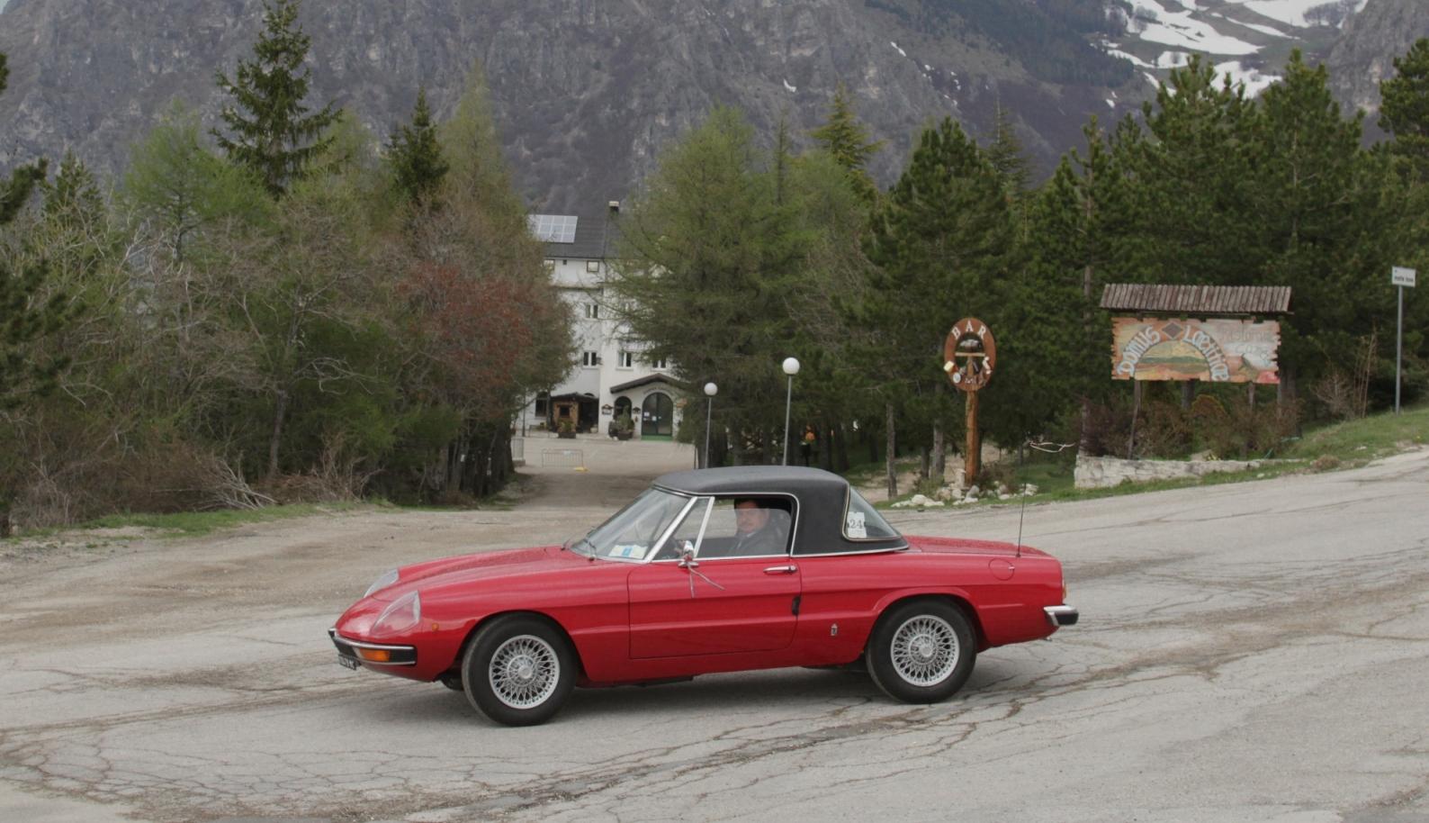 Alfa Romeo - L'ultima Duetto prodotta