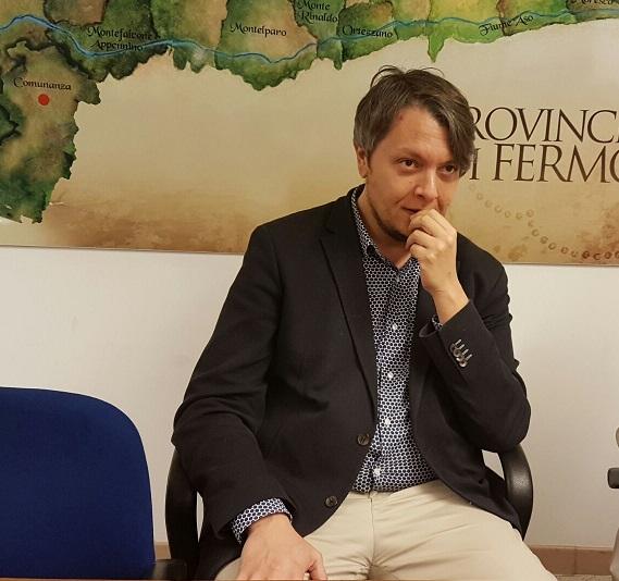 Aronne Perugini Presidente Provincia Fermo