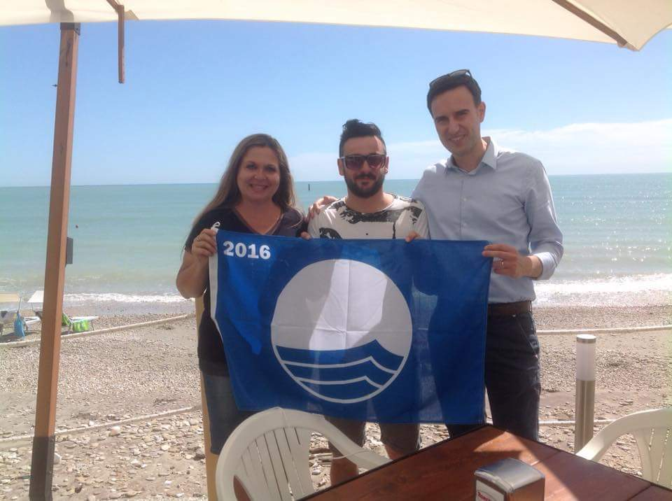 Bandiera blu porto sant'ELpidio 1