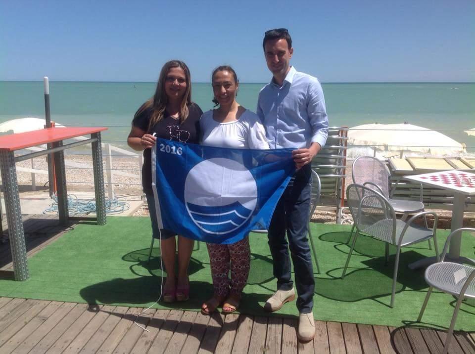 Bandiera blu porto sant'ELpidio 10