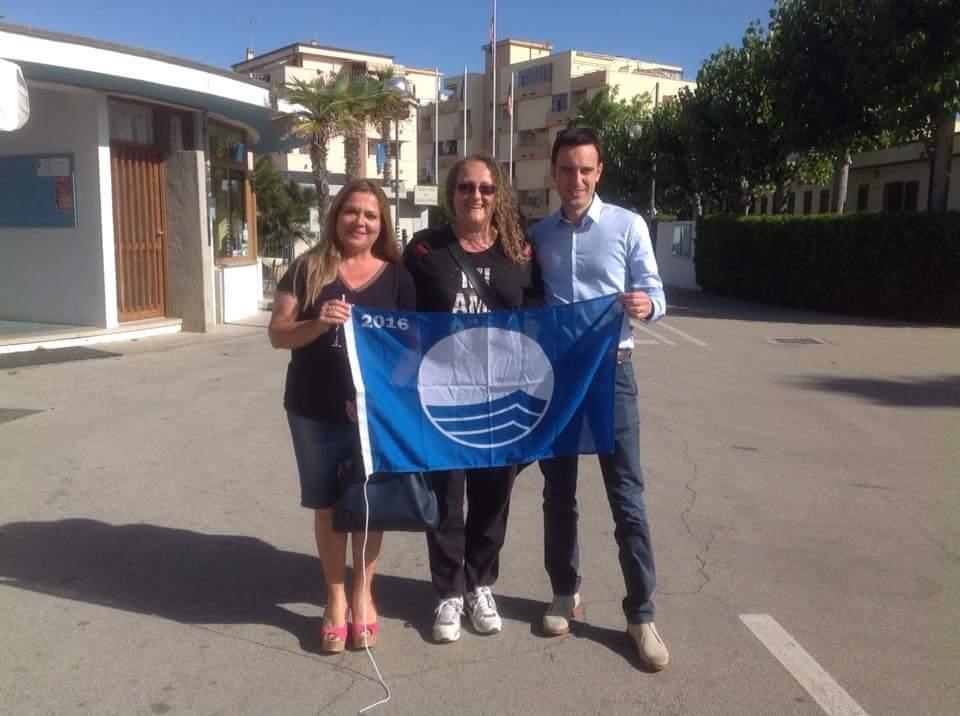 Bandiera blu porto sant'ELpidio 2