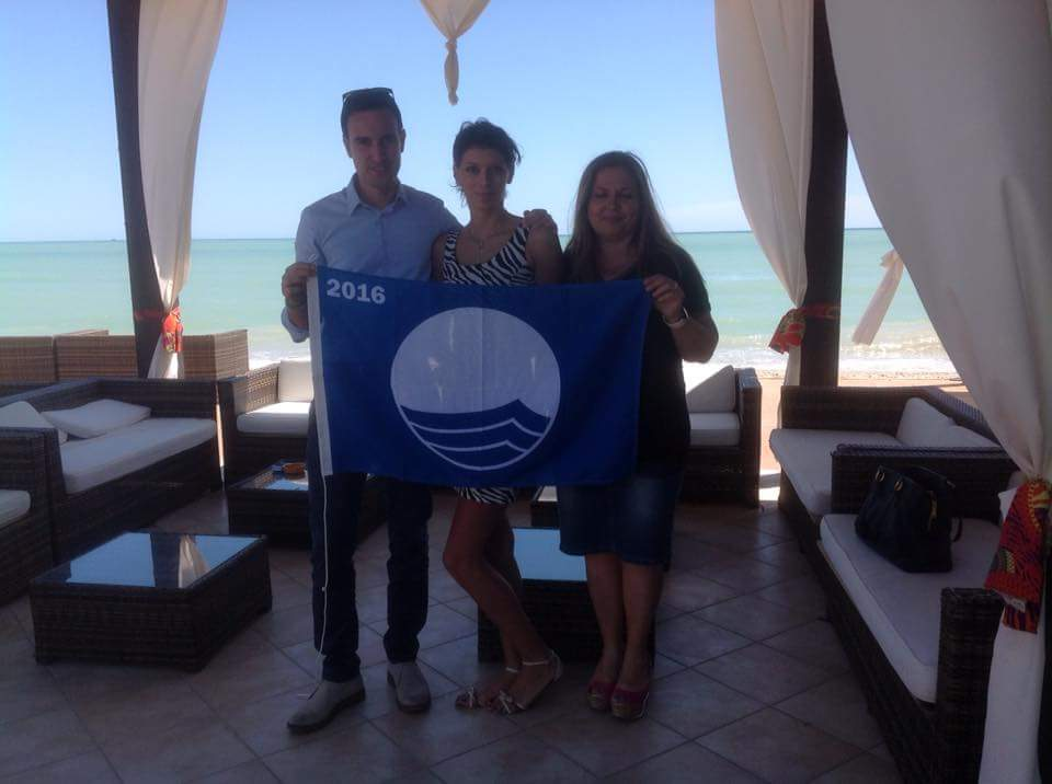 Bandiera blu porto sant'ELpidio 4