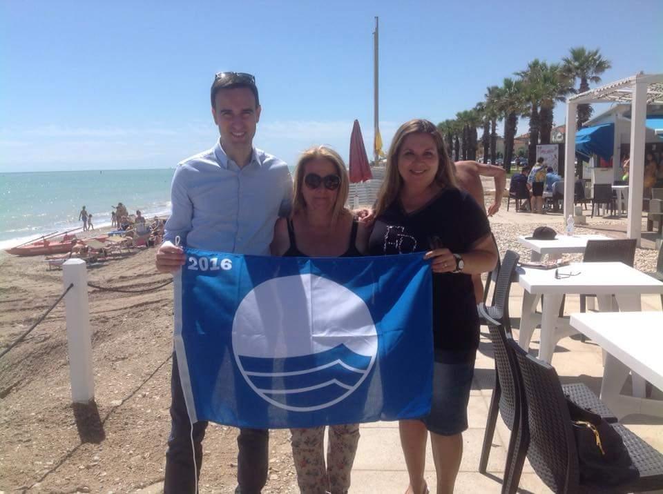 Bandiera blu porto sant'ELpidio 8