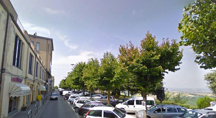 Via Gramsci Montegranaro