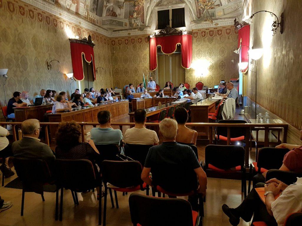 Consiglio comunale Fermo