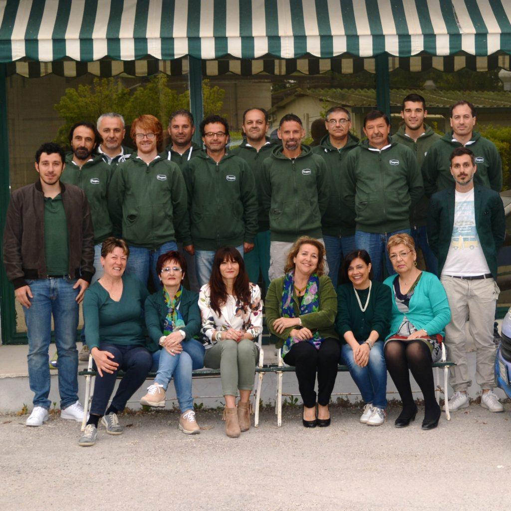 La squadra Pegas