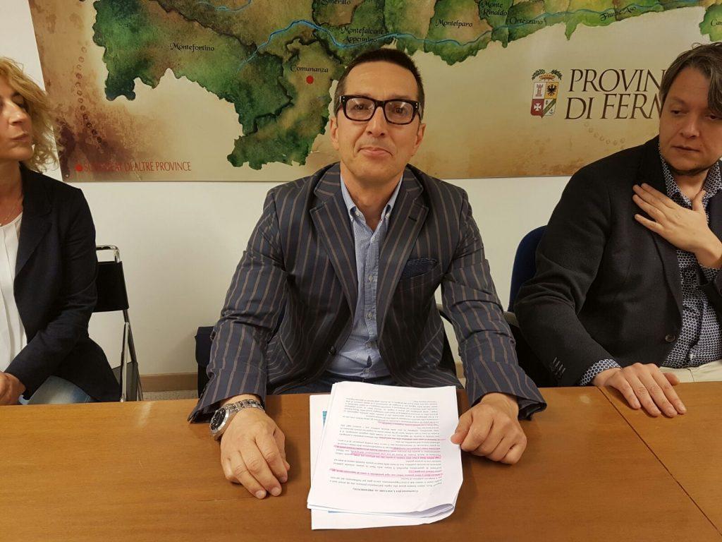 Il presidente Steat Fabiano Alessandrini