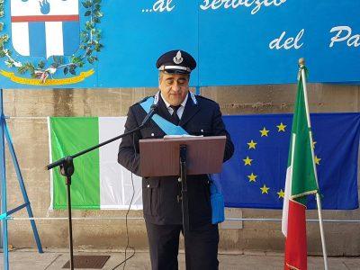 Il commissario Gerardo D'Errico