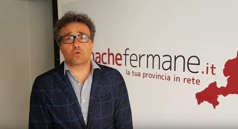 Il presidente Avis Giovanni Lanciotti