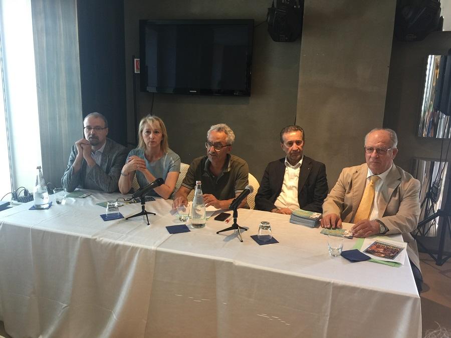 La conferenza stampa di presentazione di Veregra Street