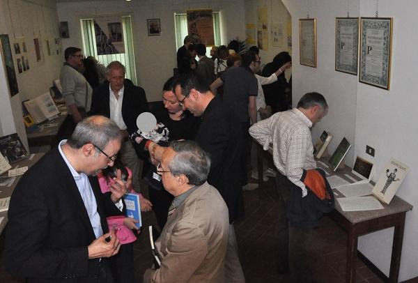 La mostra dedicata ad Enzo Conti a Montegranaro