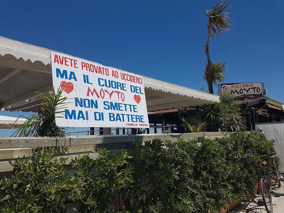 Moyto cartello Porto Sant'Elpidio
