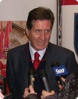 Il presidente Oliviero Olivieri
