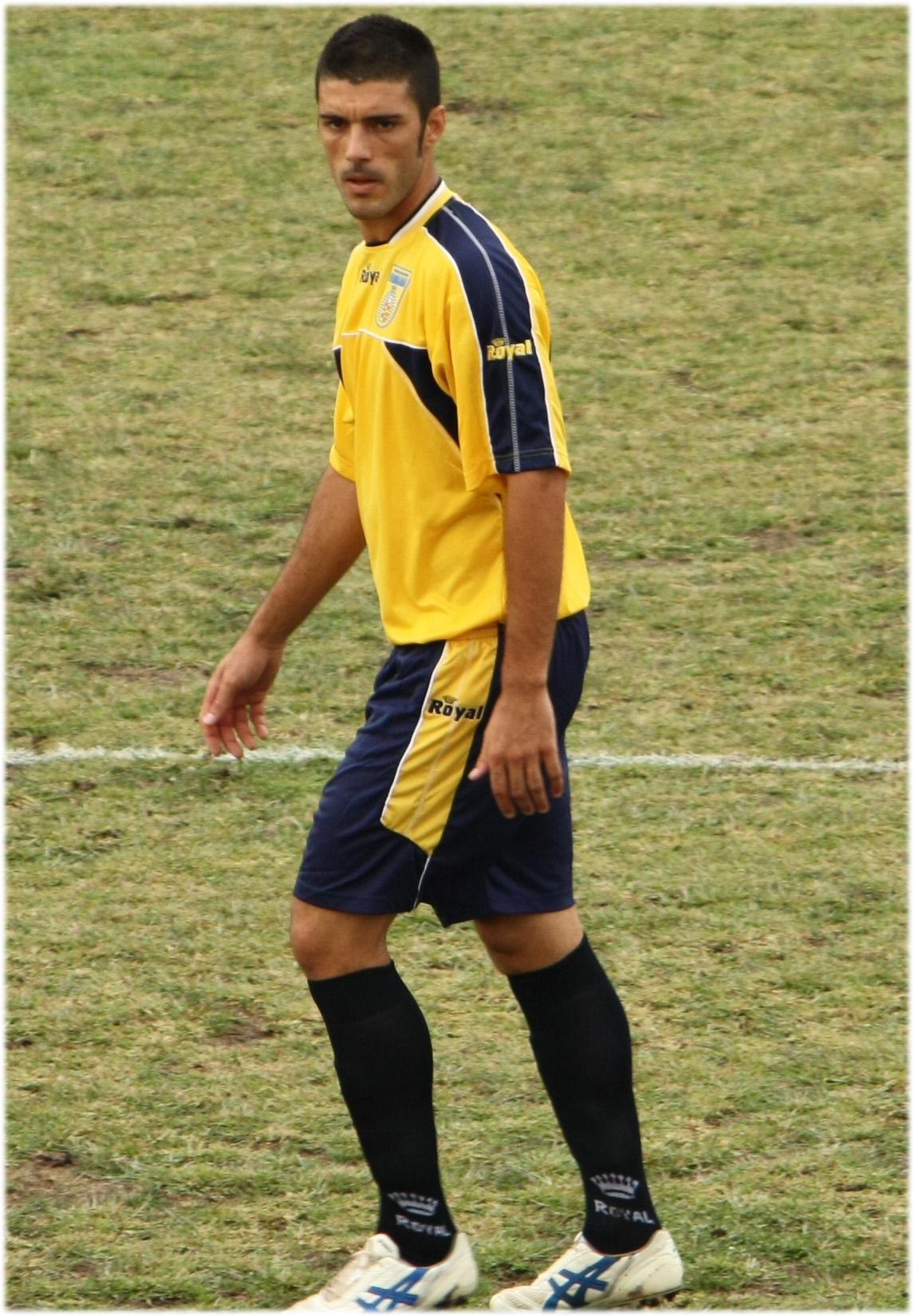 l'ex canarino Paolo Fusco