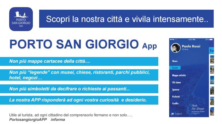 Porto San Giorgio App