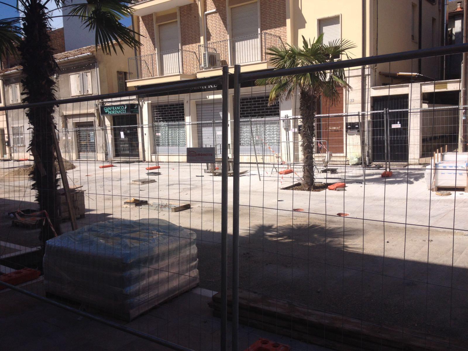 Porto Sant'Elpidio lavori