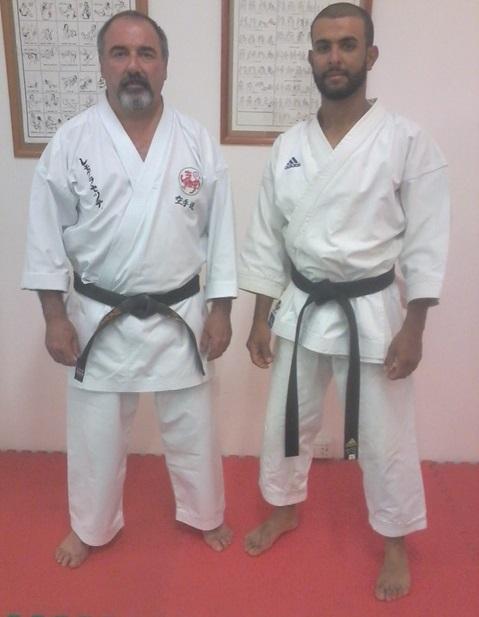 Remo Grassetti e Tahir Echikr