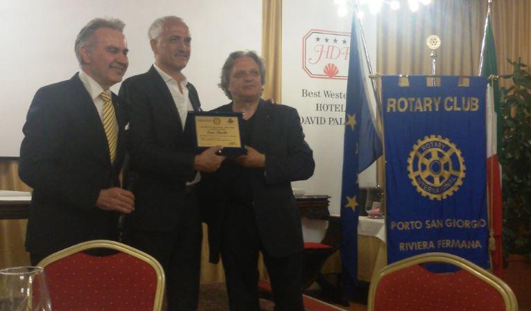 Rotary e Cesare Pancotto