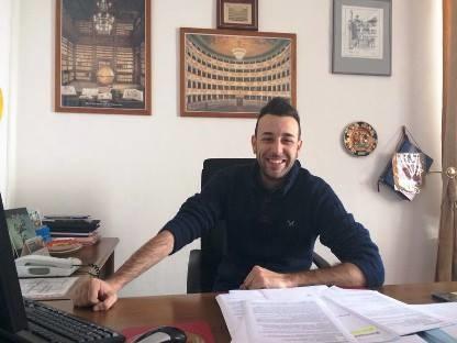 L'assessore Francesco Trasatti