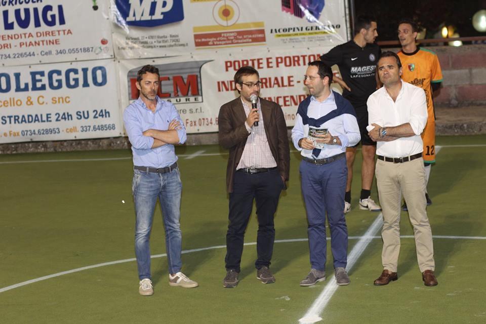 Torneo Calcio a 5 loira pompozzi scarfini