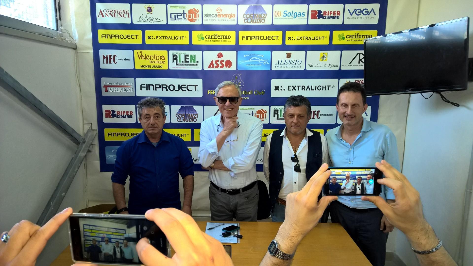 Il nuovo assetto societario della Fermana FC