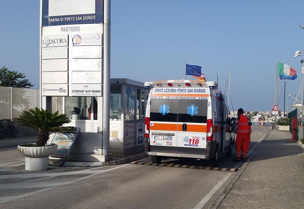 ambulanza al porto 2