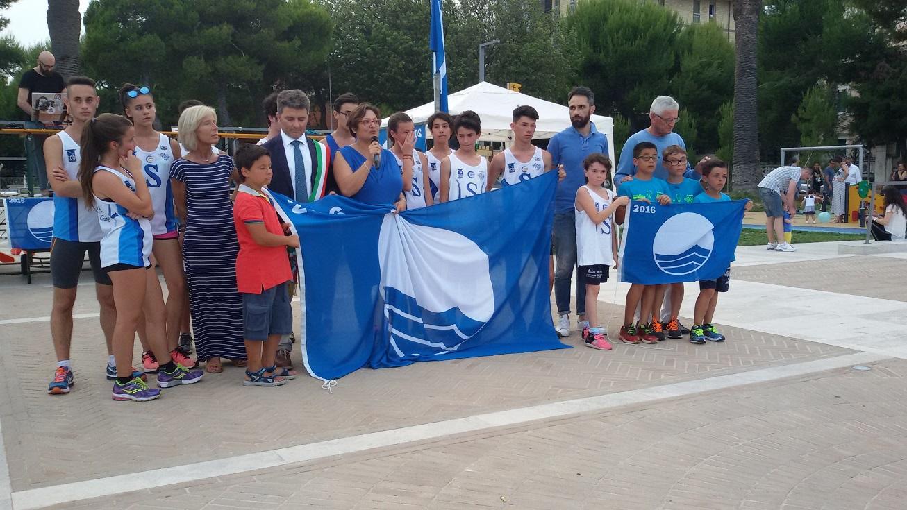bandiera blu 2016