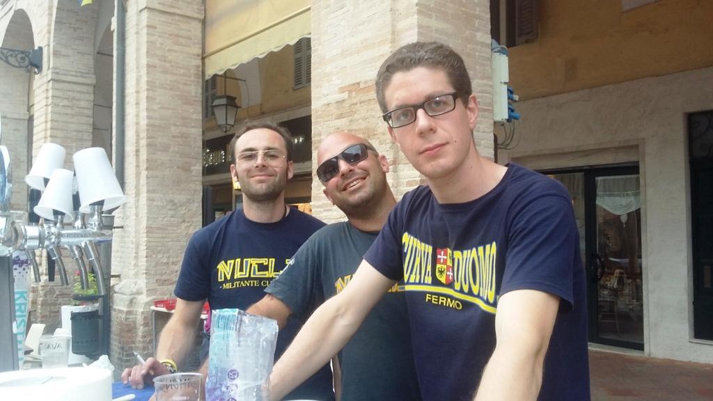 I ragazzi della Curva Duomo