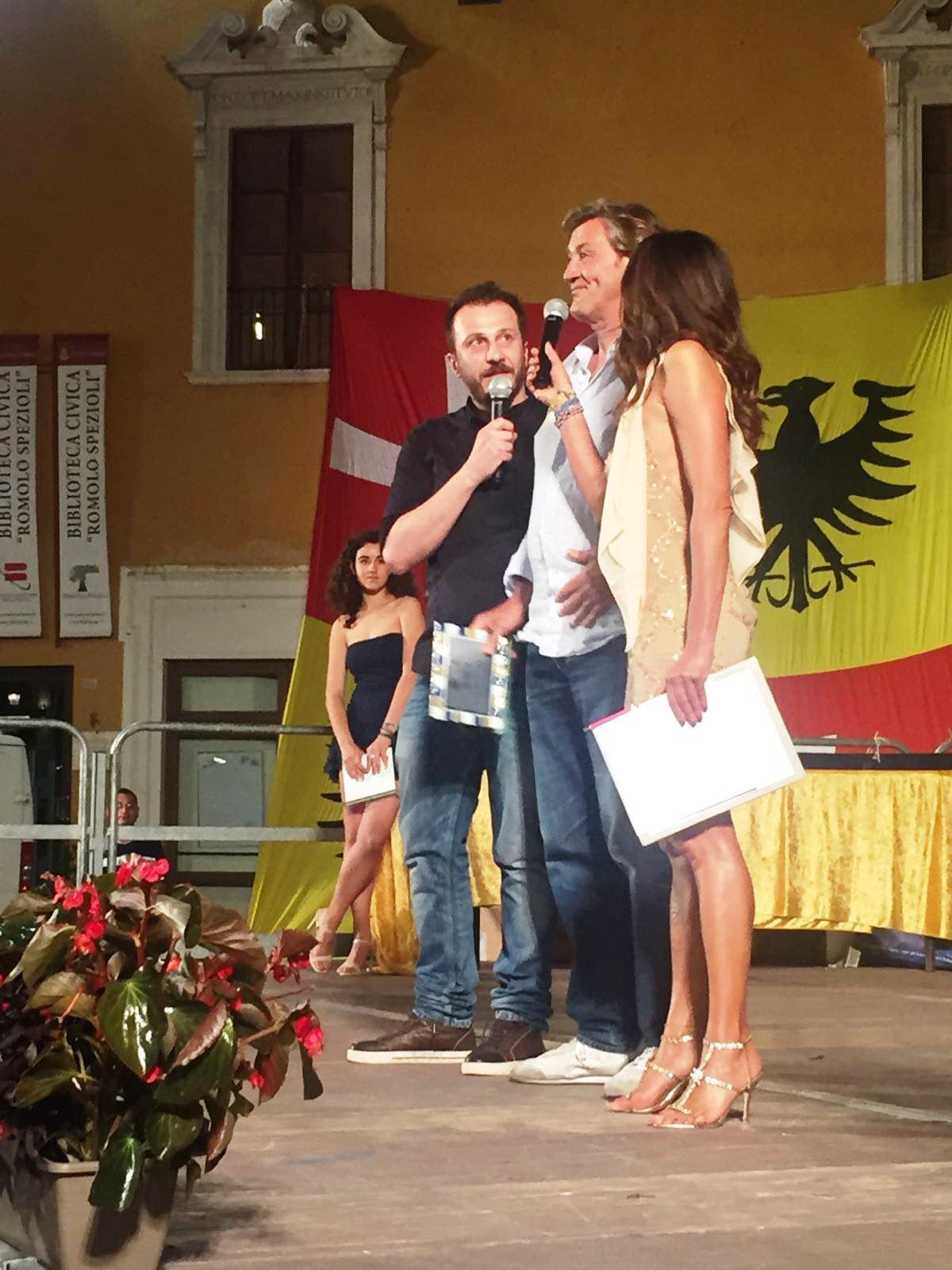 Per le vecchie Glorie:Mister Ivo Iaconi (storico allenatore della promozione in B ottenuta a Battipaglia)