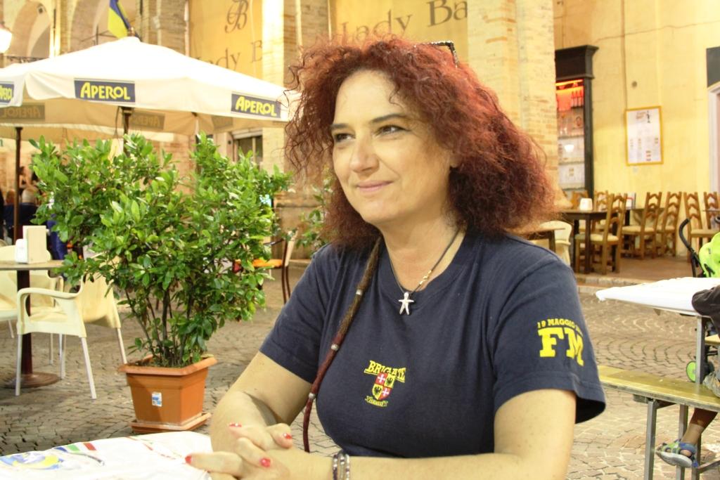 La Presidente del Consiglio Comunale Lorena Massucci