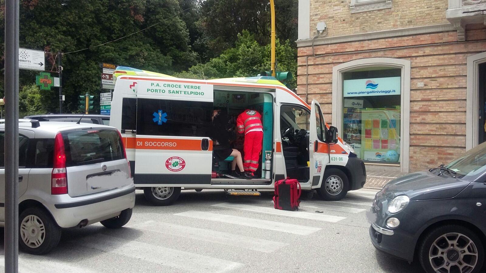 incidente Porto Sant'Elpidio